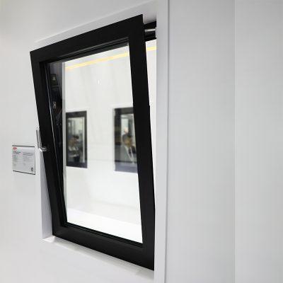 Hình ảnh cửa sổ quay hất cao cấp thương hiệu hãng Hopo